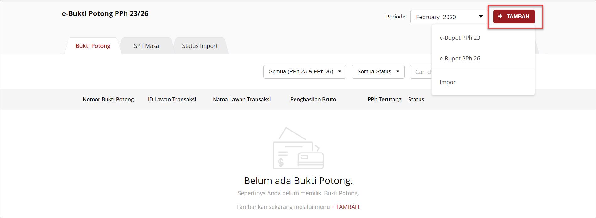 e-Bupot OnlinePajak merupakan aplikasi yang bisa WP badan atau PKP gunakan untuk membuat dan melaporkan bukti pemotongan pajak. Simak selengkapnya di sini!
